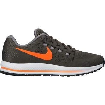 Homme Nike Air Zoom Vomero 12 Brouillard de minuit, Total cramoisi, Gris froid Chaussures 863762-007