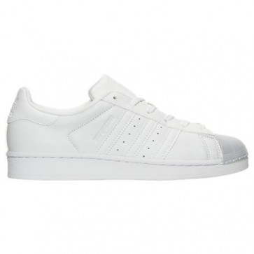 Femmes Adidas Superstar Blanc Chaussures BB0683