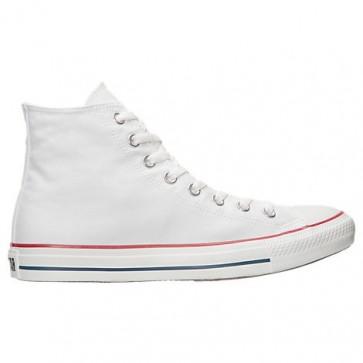 Femme, Homme Chaussures Converse Chuck Taylor Hi Top M7650 - Blanc optique