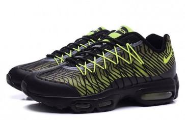 Nike Air Max 95 Hommes (Jaune & Noir) Chaussures