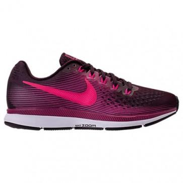 (Rouge / Chocolat) Femme Nike Air Zoom Pegasus 34 Chaussures de course 880560 603