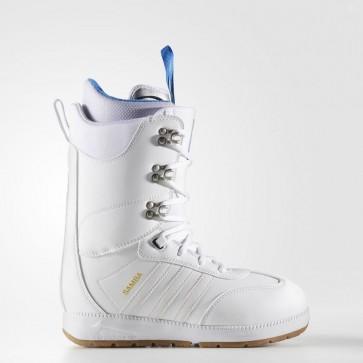 Adidas Originals Samba ADV Chaussures Homme Running Blanc / Running Blanc BY3413