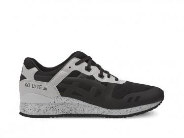 Asics GEL-Lyte III Femmes Chaussures de course Noir, Gris