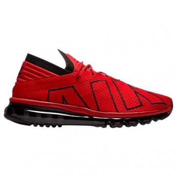 Nike Air Max Flair Hommes Chaussures (Rouge / Blanc / Noir) 942236 600