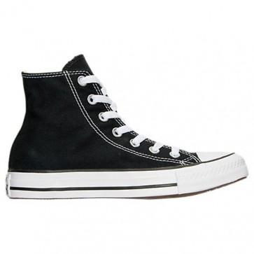 Femme Noir Converse Chuck Taylor High Top Chaussures W9160