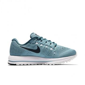 Mica Bleu / Obsidienne / Smokey Bleu Femme Nike Air Zoom Vomero 12 Chaussures 863766-402
