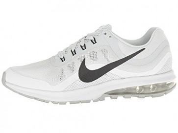 Femme, Homme Nike Air Max Dynasty 2 Chaussures de course Platine pure / Noir / Blanc