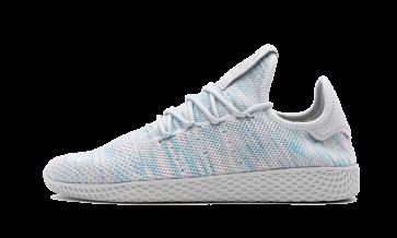 Chaussures de course Adidas PW Tennis HU Femme Bleu et Gris BY2671