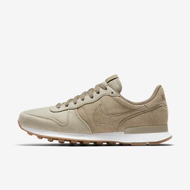 meilleures baskets d76c2 813f1 Nike Internationalist Premium Hommes Chaussures - Bamboo ...