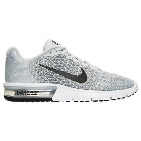 air max sequent 2 femme grise