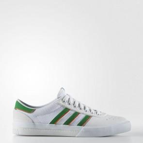 Running Blanc / Vert Adidas Originals Lucas Premiere ADV Homme Chaussures BB8542