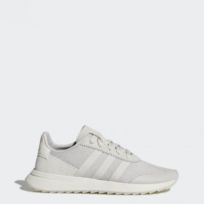 Gris perle, Cristal Blanc Adidas Originals Flashback Femme Chaussures BY9688