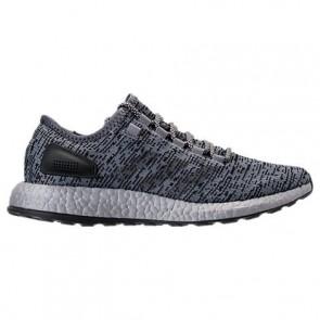 Hommes Adidas Pure Boost LTD Chaussures de running S80703 Gris, Gris foncé Heather, Gris clair
