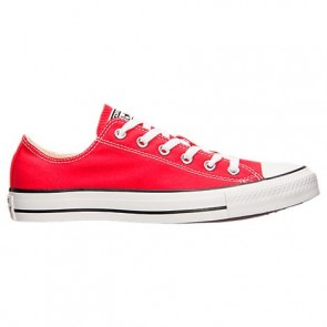 Rouge Chaussures Converse Chuck Taylor OX Femme W9696