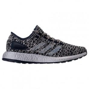 Chaussures de sport Adidas Pure Boost CB Hommes Legend Ink / Brun clair / Argent Métallique CG2988