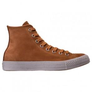 Hommes Converse Chuck Taylor All-Star OX Nubuck Chaussures 157522C Marron