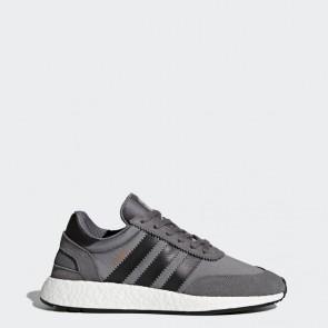 Gris, Core Noir, Running Blanc Hommes Adidas Originals Iniki Runner Chaussures BY9732
