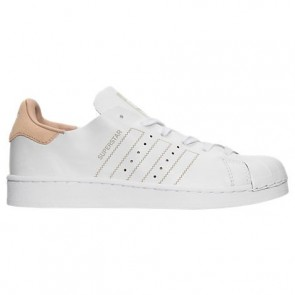 Femmes Adidas Superstar Decon Chaussures Blanc / Blanc / Blanc BY8703