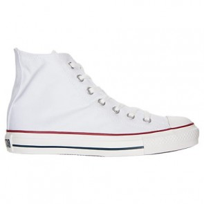 Converse Chuck Taylor High Top Femme Chaussures W7650 Blanc optique