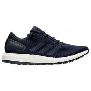 Chaussures de course Adidas Pure Boost Nuit bleu / Mystère Bleu / Core Bleu Hommes BA8898