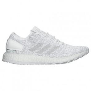 Adidas Pure Boost Hommes Chaussures de course Blanc / Cristal Blanc BA8893