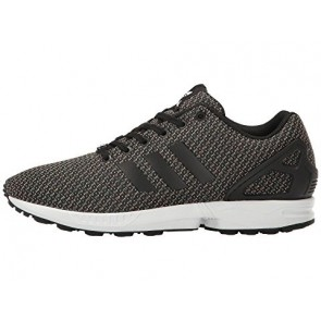 Adidas Originals ZX Flux - Multicolor Knit Homme Chaussures Core Noir / Core Noir / Core Noir