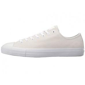 Hommes, Femmes Converse Skate CTAS Pro OX Blanc, Blanc, Teal Chaussures de course