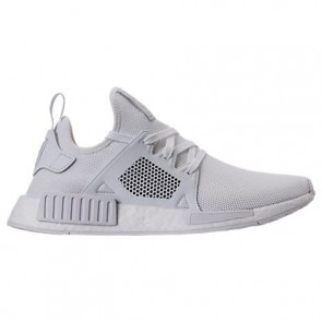 Adidas NMD Runner XR1 Hommes Blanc / Core Noir Chaussures de course BY9922