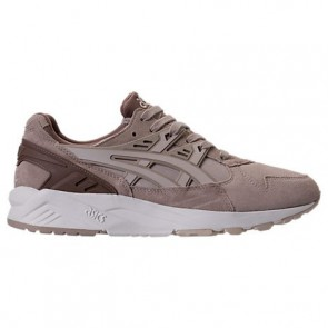 Hommes Asics Tiger GEL-Kayano Trainer Plume Gris, Bouleau Chaussures HL7V4 202