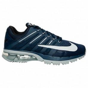 Nike Air Max Excellerate 4 Chaussures de course Homme La marine de minuit / Platine pure / Wolf Gris 806770 400