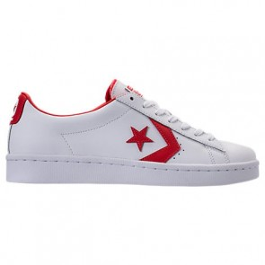 Blanc / Casino Converse Pro Cuir 76 Ox Homme Chaussures 157423C