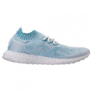 Homme Adidas UltraBOOST Uncaged X Parley Chaussures de course Glace bleu / Blanc CP9686