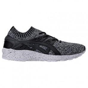 Asics GEL-Kayano Trainer Knit Mid Hommes Chaussures HN7Q2 190 Noir, Blanc, Gris
