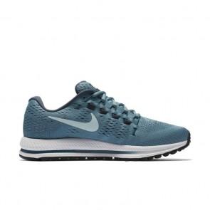 Femmes Nike Air Zoom Vomero 12 Azuré, Glacier Bleu, Tonnerre Bleu Chaussures de course 863766-403