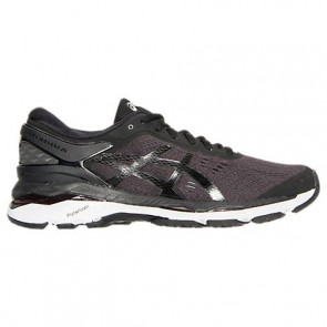 Femme Chaussures de course Asics GEL-Kayano 24 Noir, Phantom, Blanc T799N 901