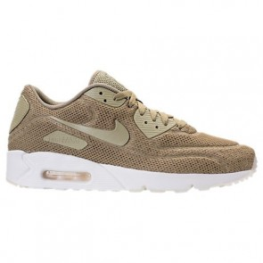 Nike Air Max 90 Ultra 2.0 BR Hommes Chaussures Olive verte / Sommet blanc 898010 200