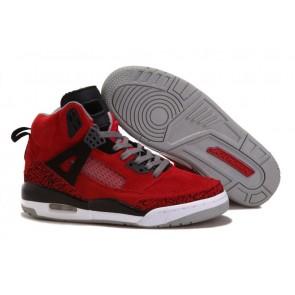 Air Jordan 3 Homme Rouge, Noir Chaussures de sport