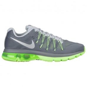 Hommes Nike Air Max Excellerate 5 Noir / Platine pure / Ghost Vert / Argent réfléchissant 52692002