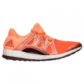 Lueur d'énergie / Orange / Bordeaux Adidas Pure Boost Xpose Femme Chaussures de course BB1731