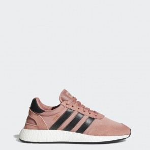 Adidas Originals Iniki Runner Femme Chaussures de course Rose brut, Core Noir, Running Blanc BY9095