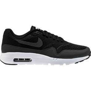 Chaussures pour Homme Nike Air Max 1 Ultra Essential Low Noir, Blanc, Anthracite