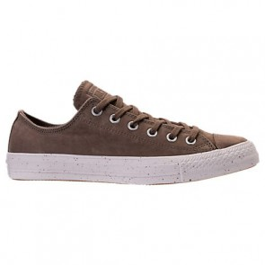 Hommes Camel / Blanc Converse Chuck Taylor All-Star OX Nubuck Chaussures 157601C