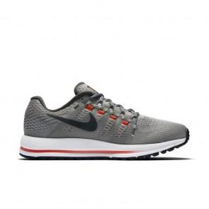 Homme Chaussures de course Nike Air Zoom Vomero 12 Gris chiné / Noir / Platine pure 863762-006