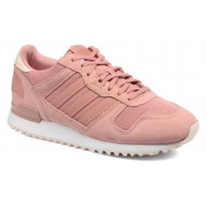 Rose Femmes Adidas Originals ZX 700 W Low Rise Chaussures de sport