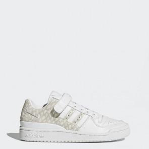 Femme Adidas Originals Forum Low Chaussures de running Running Blanc, Blanc, Core Noir BY9348