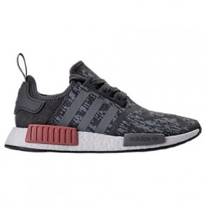 Adidas NMD R1 Femmes Chaussures BY9647 Gris, Rose brut