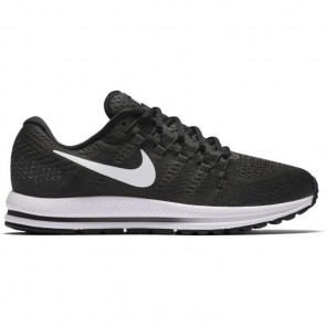 Hommes Nike Air Zoom Vomero 12 Noir, Blanc, Anthracite Chaussures de course 863762-001