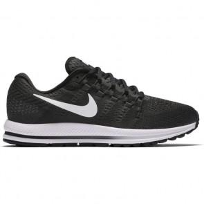 Hommes Nike Air Zoom Vomero 12 Noir, Blanc, Anthracite Chaussures de course 863762-001
