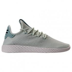 Hommes Lin vert Adidas Originals Pharrell Williams Tennis HU Chaussures de course CP9765