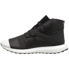 Hommes Adidas Y-3 by Yohji Yamamoto Core Noir / Core Noir / Blanc Chaussures